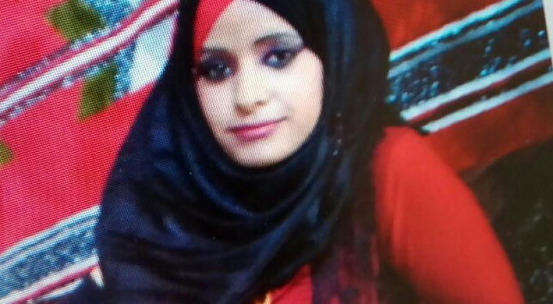 النائب مسعود غنايم يستنكر قتل الشابة حنان البحيري ويدين جرائم قتل النساء