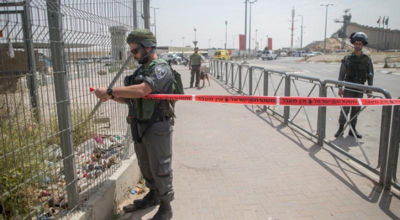 استشهاد شاب فلسطيني  على حاجز قرب بيت لحم