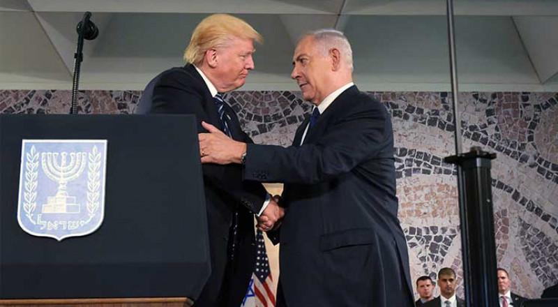 بعد فضائح استقبال ترامب: نتنياهو يأمر بمنع مصافحة الوزراء بالأيدي