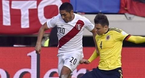 كوبا امريكا : كولومبيا تسقط في فخ التعادل أمام بيرو