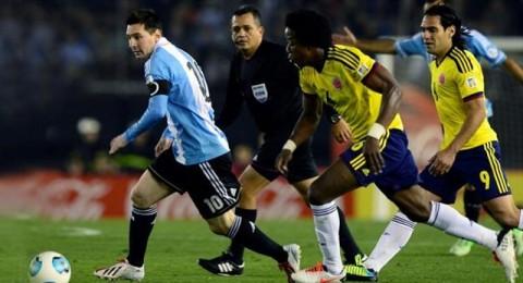الأرجنتين وكولومبيا.. قمة لاهبة في ربع نهائي كوبا أمريكا