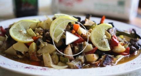 الحلقة 5: لحمة رأس العصفور على طريقة مطعم سهارى الجليل