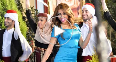 دنيا بطمة تُعلن خطوبتها على مدير أعمالها محمد الترك