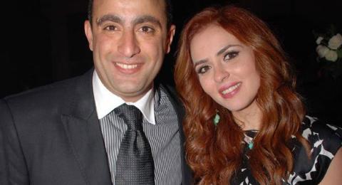 أنباء عن انفصال أحمد السقا عن زوجته بعد زواج 17 عاماً!
