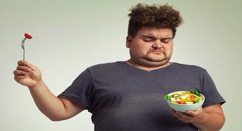 السلطة والخضروات تعزز جاذبية الرجال