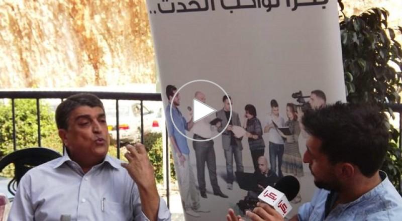 رجا إغباريه يهاجم المتابعة ويتهم الأحزاب العربية بالتزوير!