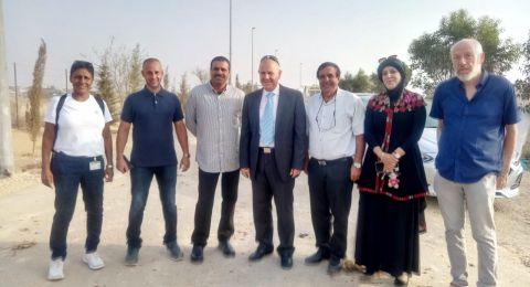 مدارس زراعيّة وتثقيف زراعي في المجتمع البدوي في الجنوب