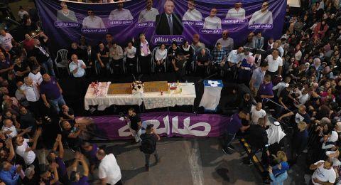 الناصرة: مشاركة واسعة في مهرجان