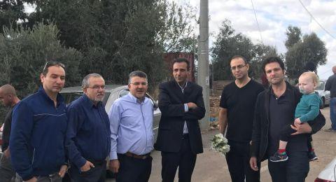 النائب جبارين يطالب وزير الأمن الداخلي بالتحرك تجاه مجرمي