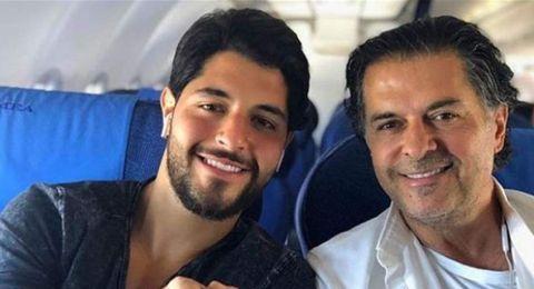 بعدما منع والدته من الرقص.. راغب علامة يعلّق على تصرفات ابنه خالد: