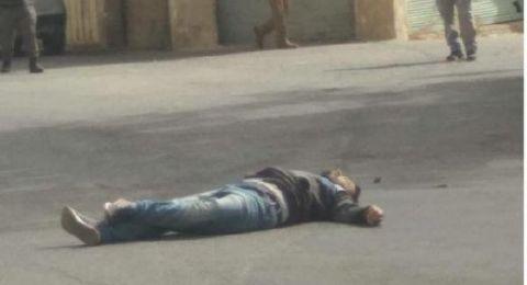 الخليل: طعن جندي واستشهاد منفذ العملية