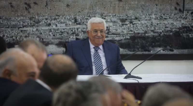 لقاء بين رئيس الشاباك وعباس في رام الله الأسبوع الماضي