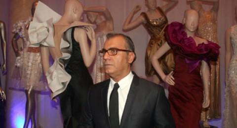 جورج شقرا يحتفل بيوبيله الفضي في عالم الازياء