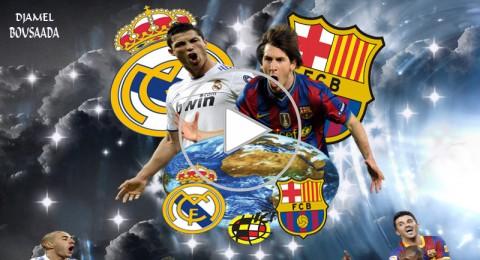ريال مدريد يواجه البرسا في مباراة عنوانها اكون او لا اكون