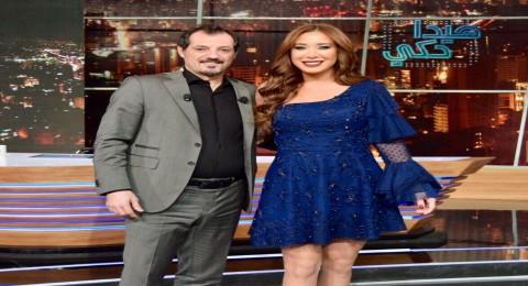 هيدا حكي 4 - الحلقة 14 - الكابتن عباس عطوي وسابين