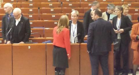 المجلس الأوروبي يصادق على تقرير يتهم اسرائيل