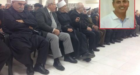 الالاف تودع المربي محمد حبيب الشيخ