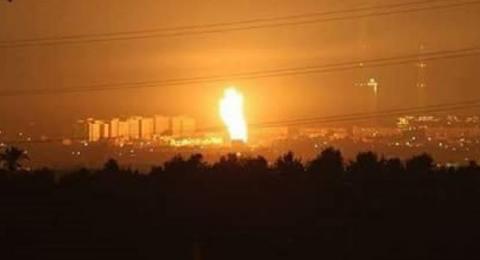 إسرائيل تقصف مواقعًا للمقاومة في غزة