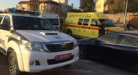 كفر مندا: اصابة عامل بجراح بالغة خلال تواجده بورشة عمل
