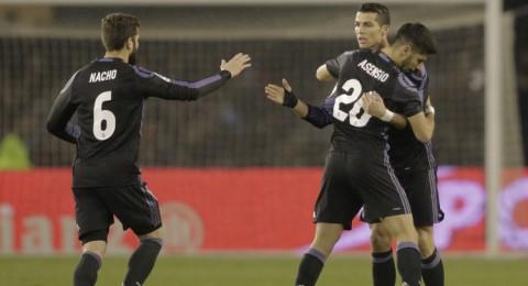 ريال مدريد يودع كأس إسبانيا