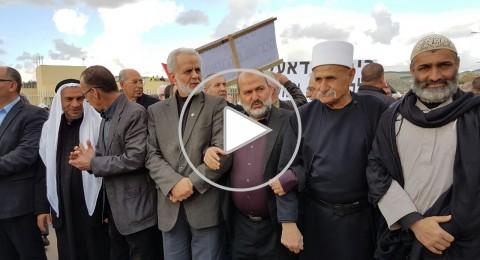 قيادات لـبكرا: ندعو الى أوسع تضامن مع ام الحيران ولا نثق بالمؤسسة الاسرائيلية