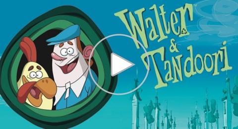 والتر و تندوري- الحلقة الأولى