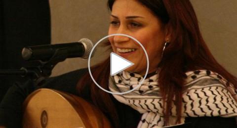 فيديو: الفنانة سحر طه تسخر من «نتنياهو»