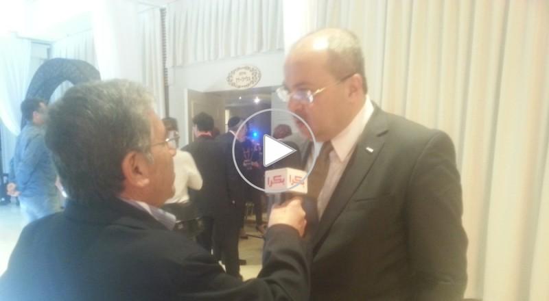 النائب د. أحمد الطيبي: خطاب القائمة المشتركة موجه للمجتمع اليهودي أيضًا