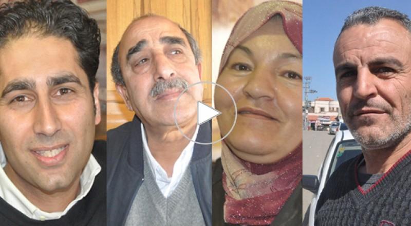 اهالي من جديدة المكر: ندعم المشتركة لكن الشارع في سبات
