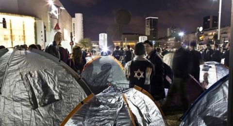 تحذير من تفاقم غلاء المعيشة والفقر بإسرائيل
