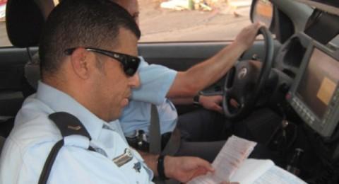 سائق من مسعدة: ثمل وقاد مركبته بسرعة 163 كيلومتر/ساعة