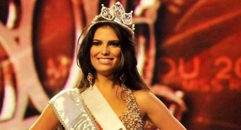 كارولينا دوران ملكة جمال دومينيكان 2012