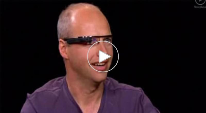 شاهدوا كيفية عمل نظارات غوغل من وجهة نظر مرتديها