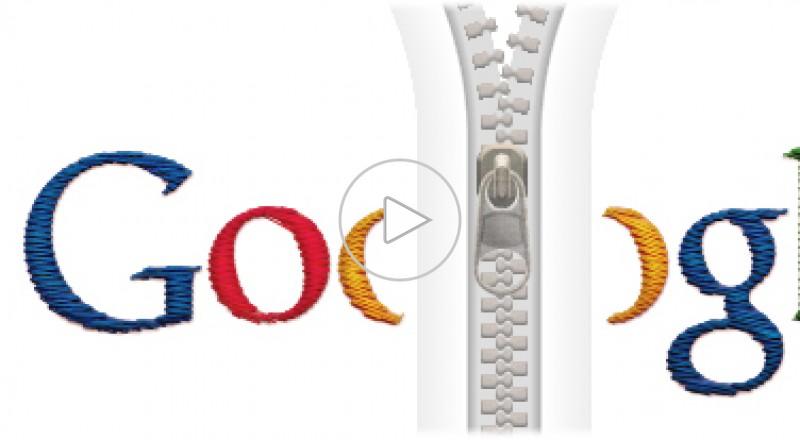 جوجل تحتفل بمخترع السوستة