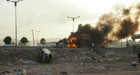 السعودية تواصل مجازرها في اليمن