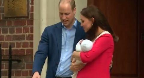 كيت ميدلتوت تضع مولودها الثالث