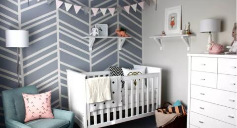 ألوان حوائط وسجاد.. 5 ديكورات دلعى بيها غرف نوم أطفالك