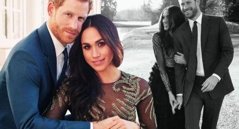 تصميم دمى على شكل الأمير هاري وميغان ماركل في زفافهما!