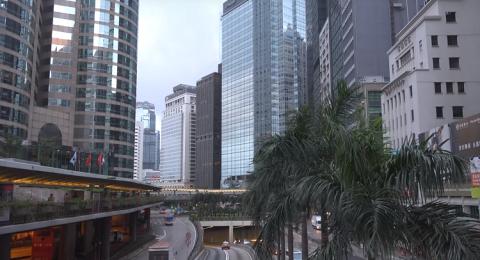 موقف سيارة في هونغ كونغ أغلى من إيجار شقة فيها