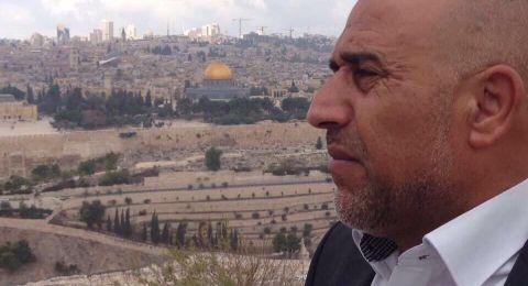 إطلاق النائب طلب ابو عرار: