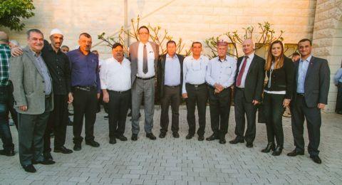 بنك هبوعليم ينظم احتفالا بمناسبة عيد النبي شعيب عليه السلام