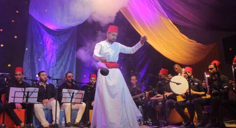 الكمنجاتي تختتم مهرجانها الدولي للموسيقى الروحانية والتقليدية