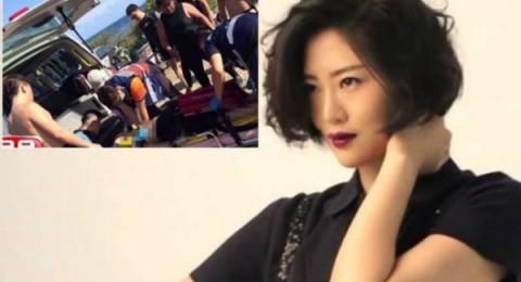 وفاة عارضة أزياء تايوانية غرقًا أثناء جلسة تصوير تحت الماء