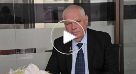 آخر التطورات : ترجيح فوز رونين بلوت برئاسة نتسيرت عيليت !