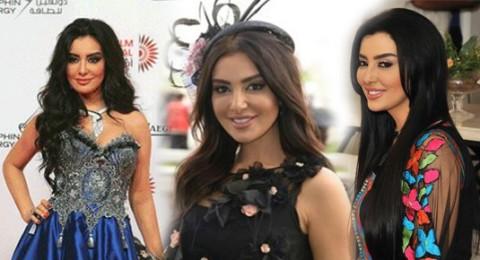 ميساء مغربي محترفة في إختيار الفساتين الأنيقة