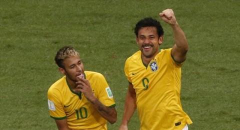 فريد يطلب من لاعبي البرازيل استغلال قصر قامة لاعبي تشيلي