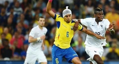 فرنسا تنهي مرحلة المجموعات في الصدارة بتعادلها امام الاكوادور