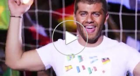 بالفيديو: ارض الملعب ولعت نار مع النجم الشاب ربيع بارود