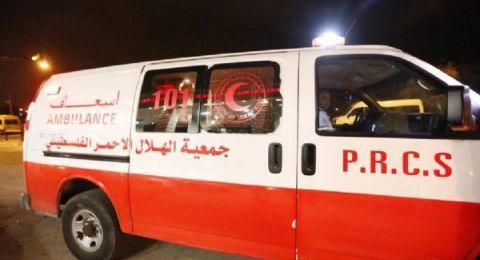 مصرع ابن الزميل عماد الاصفر (18 عامًا) بحادث سير ذاتي شمال رام الله