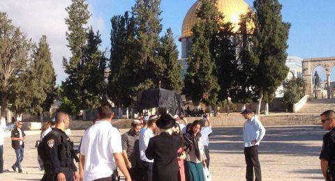 الأردن يحمل اسرائيل كامل المسؤولية عن الانتهاكات بالأقصى
